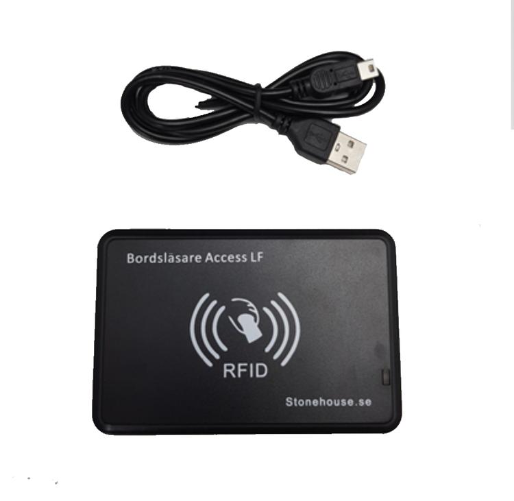 Bordsläsare ACCESS USB EM - 125 kHz Programmerbar