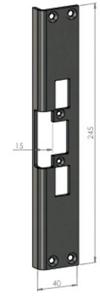 Monteringsstolpar SA30-15