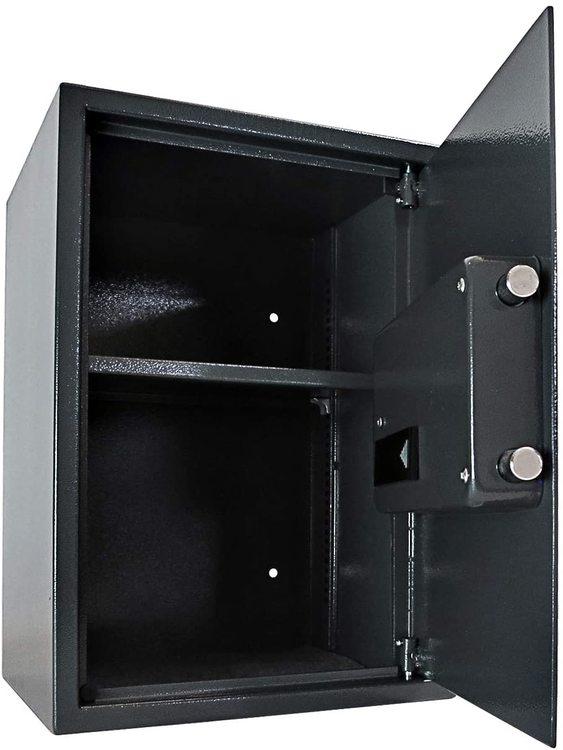 Säkerhetsskåp Högsäker 44,6 liter Med kodlås