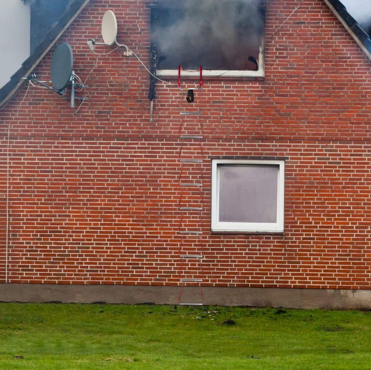 Brandstege 4,5m (2 Våningar)