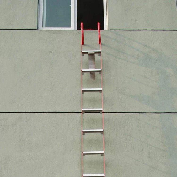 Brandstege 7,5m (3 Våningar)