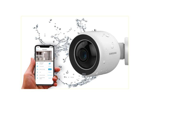 Samsung Smartcam Wifi kamera utomhus SNH-V6430BN