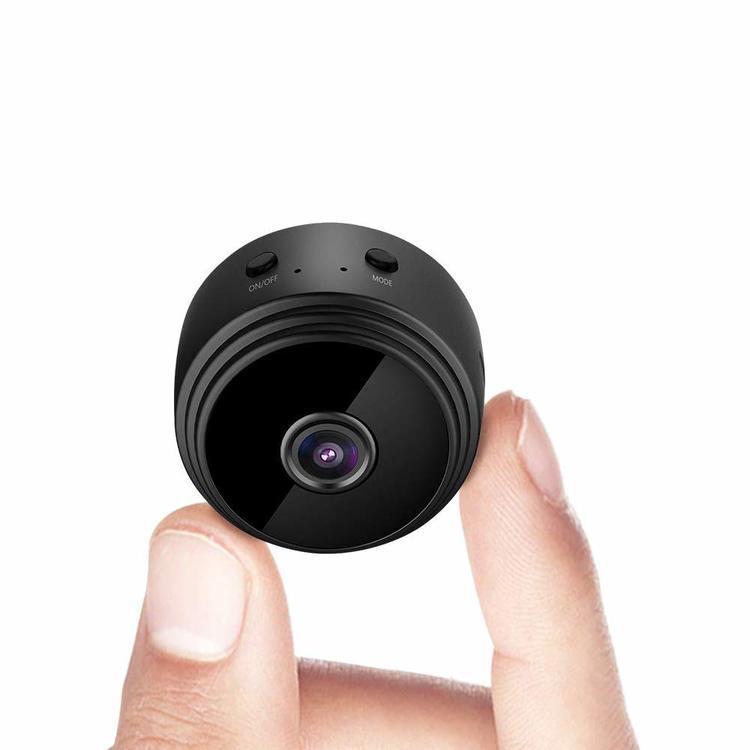 Professionell minikamera (Dold kamera)