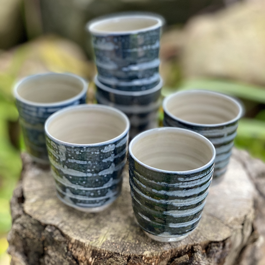 Hembränt Keramik