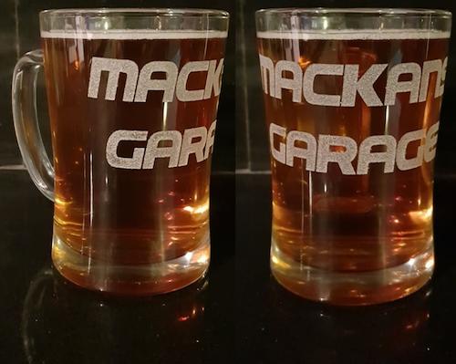 Ölsejdel Mackans Garage 60cl