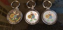 3-pack Nyckelringar
