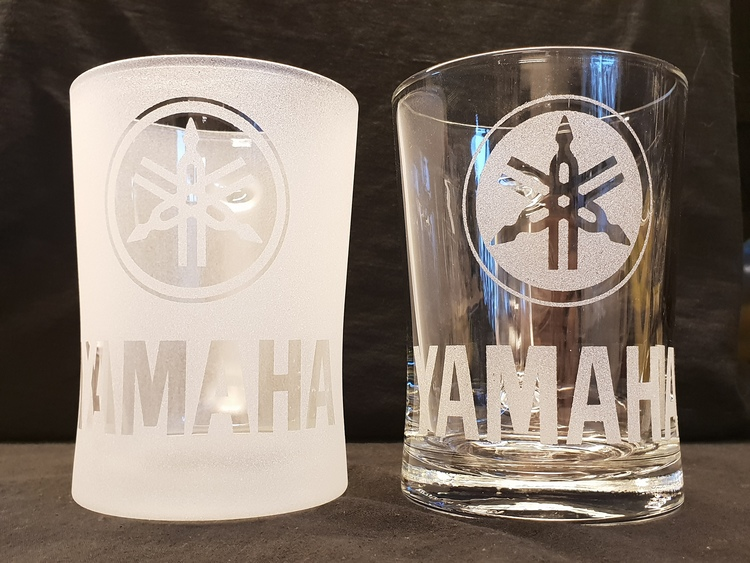 "Ölsejdel "" YAMAHA "" 60cl Olika varianter"