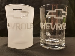 "Ölsejdel "" Chevrolet "" 60cl Olika varianter"