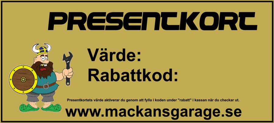 Mackans Garage