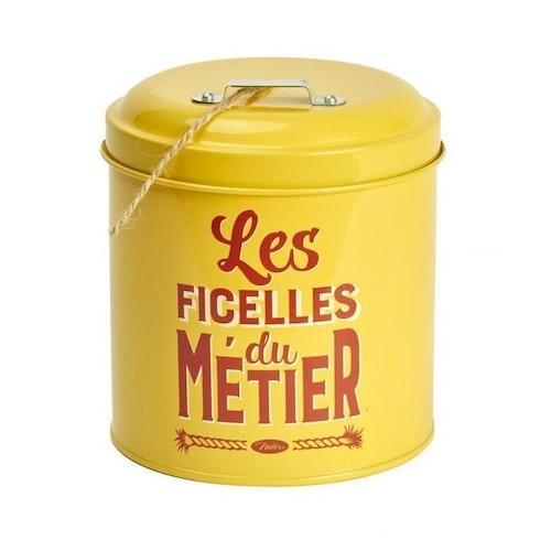 """Snöreburk """"Les Ficelles Du Métier"""""""