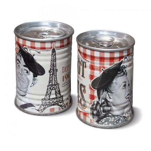 """Salt - och pepparkar """"Paris"""""""