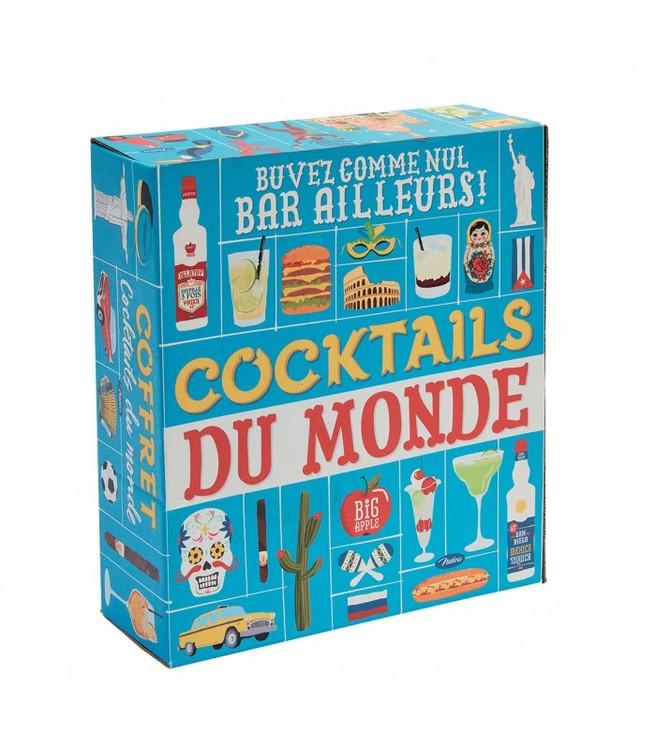 Cocktail set i rostfrittstål, allt för en god drink.