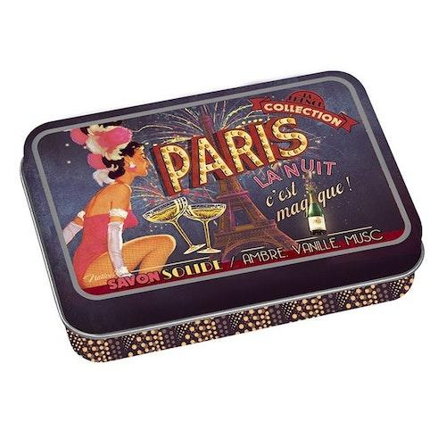 """Handtvål med plåtburk """"Paris"""""""