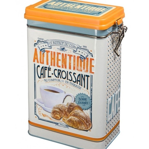 "Kaffeburk fyrkantig ""Croissant"""