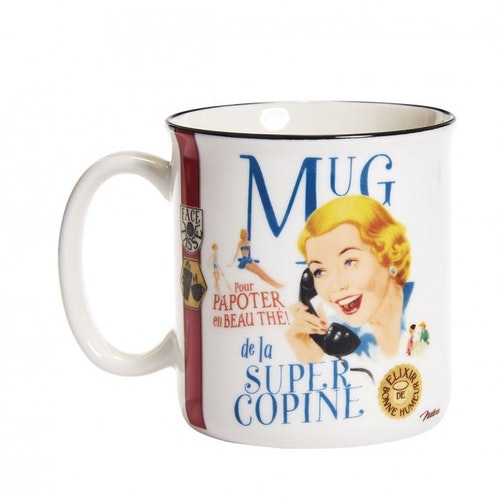 """Kaffemugg Mug """"Telefon"""""""