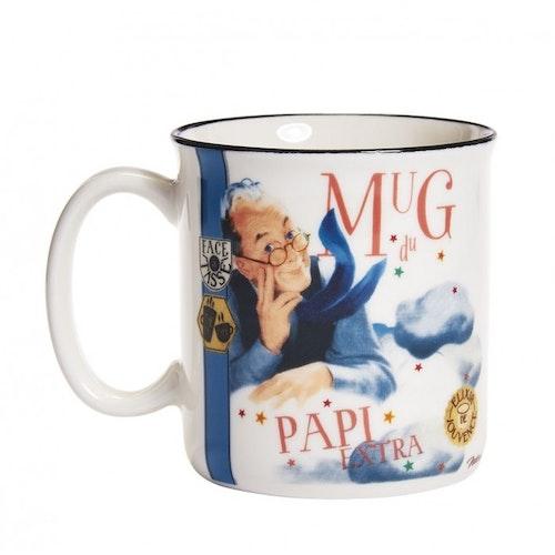 """Kaffemugg Mug """"Papi"""""""