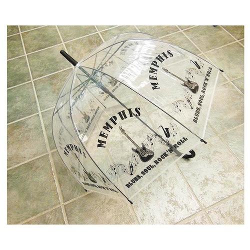 Paraply Genomskinligt Memphis