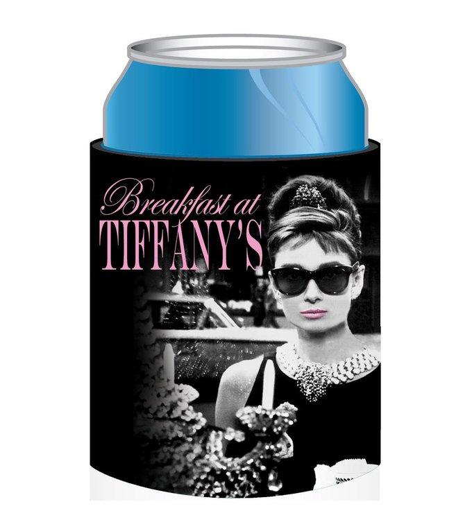 Burkkylare med Audrey Hepburn som Tiffany med solglasögon.