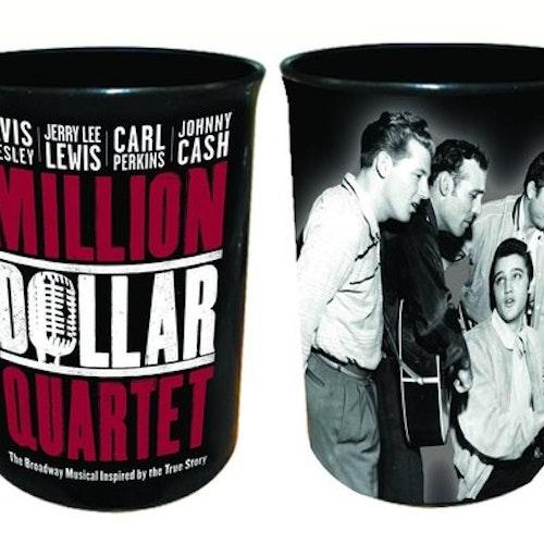 "Kaffemugg Stor ""Million Dollar Quartet"""