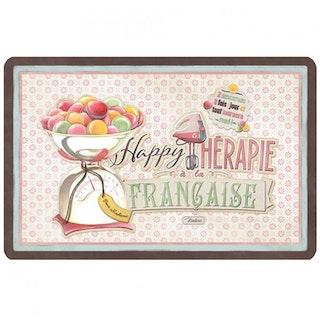 "Bordstablett ""Happy Therapie"""