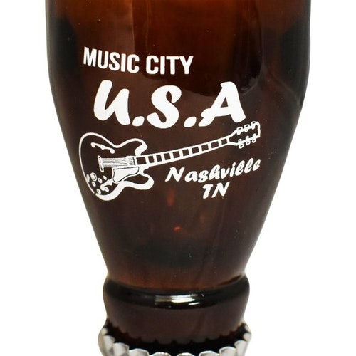 "Shotglas Bottle Top""Nashville"""