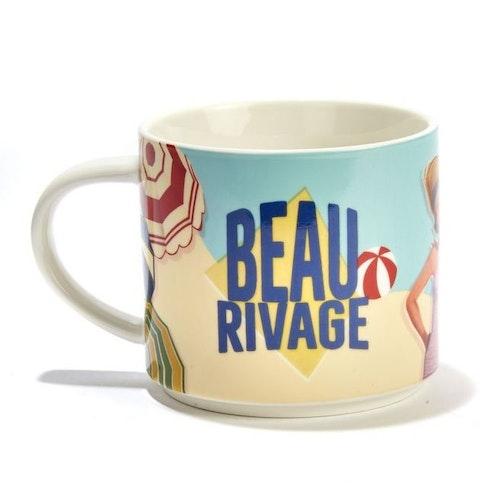"""Kaffemugg """"Beau Rivage"""""""