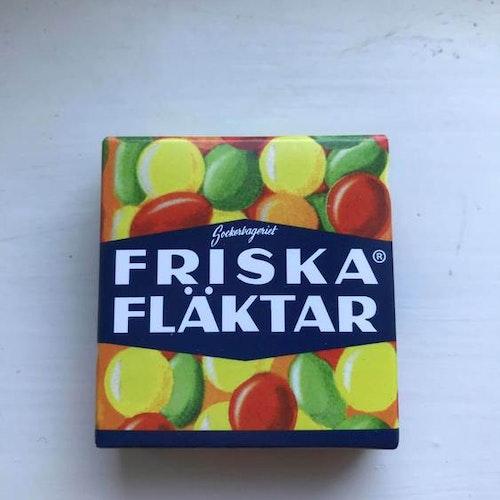 "Godis tablettask ""Friska Fläktar"""