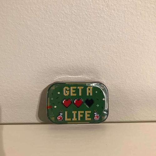 """Mintpastiller """"Get A Life"""""""