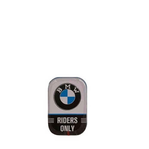 "Mintpastiller ""BMW Riders Only"""