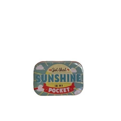 "Mintpastiller ""Sunshine"""