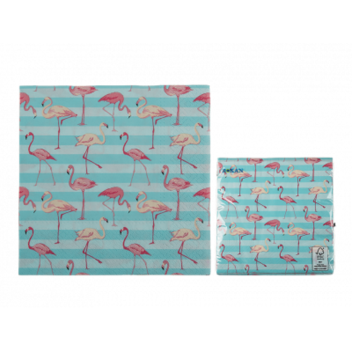 "Servetter ""Flamingo"""