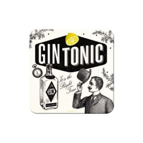 """Glasunderlägg 2-pack """"Gin & Tonic"""""""