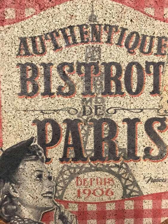Grytunderlägg i kork, Paris.