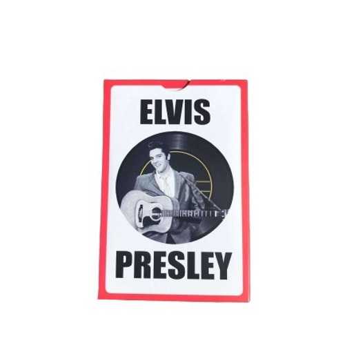 Kortlek Elvis Presley, 2st olika motiv.