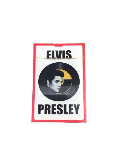 Kortlek, Elvis Presley som motiv.
