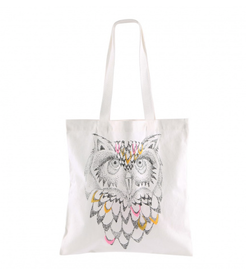 Soft Gallery - Sack Bag Dotted Owl