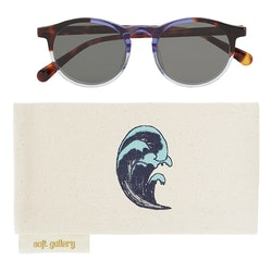 Soft Gallery - Sunny Naturel Blue Wave