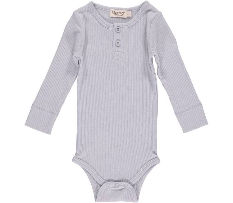 MarMar Copenhagen - Body LS  Pale Blue