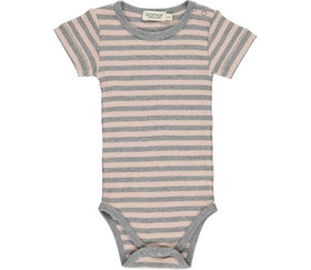 MarMar Copenhagen - Plain Body SS  Rose/GM