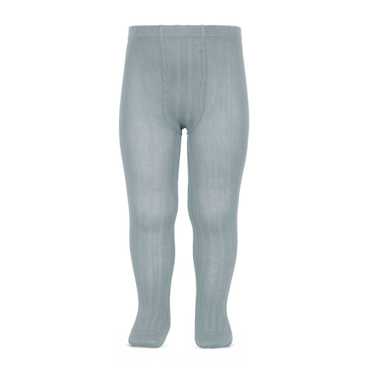 CÓNDOR - Wide Rib Basic Tights Dry Green