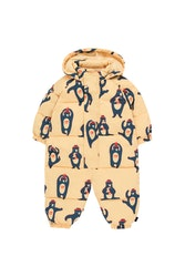 Tinycottons - Bears One-piece sand/true navy