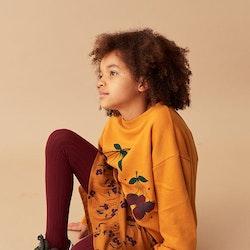 Soft Gallery - Elvira Sweatshirt Inca Gold Very Berry
