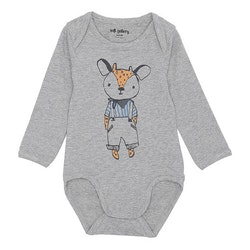 Soft Gallery - Bob Body Grey Melange Ohh Deer