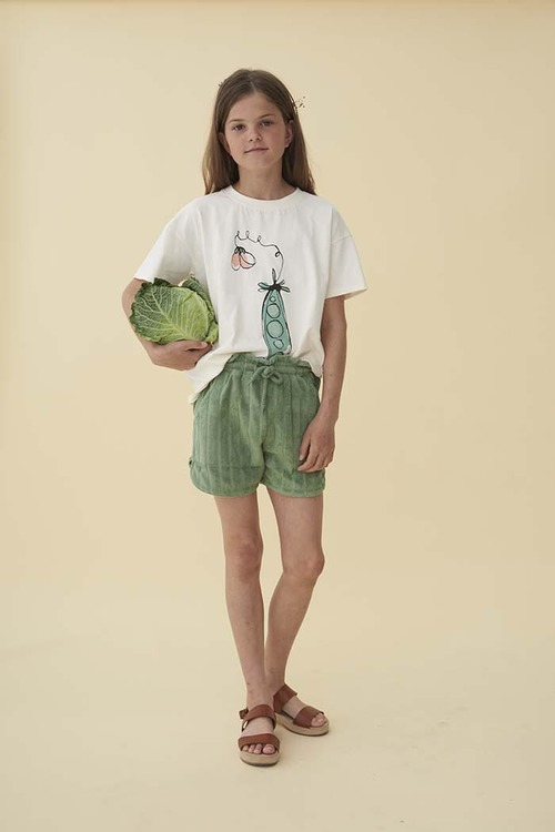 Soft Gallery - Cera Shorts Basil