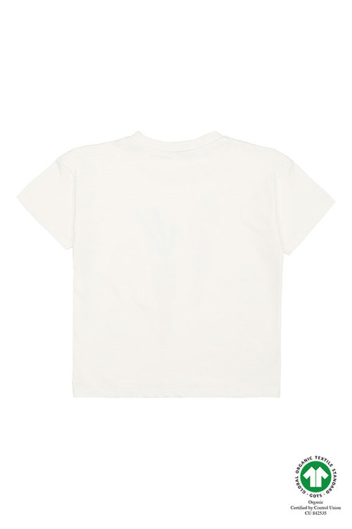 Soft Gallery - Dharma T-shirt Gardenia Peas