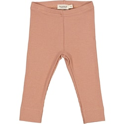 MarMar Copenhagen - Leggings Modal Rose Brown