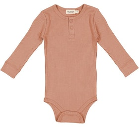 MarMar Copenhagen - Body LS  Modal Rose Brown