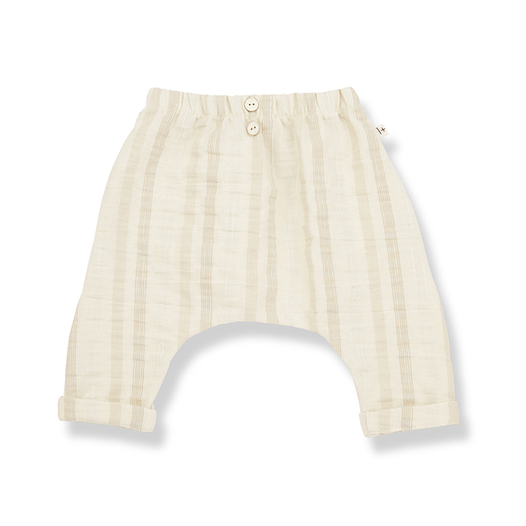 1+in the family PAU Baggy Pant Natural