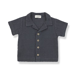 1+in the family DAVID S-Sleeve T-shirt Anthracite