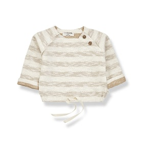 1+in the family AXEL Sweatshirt Beige